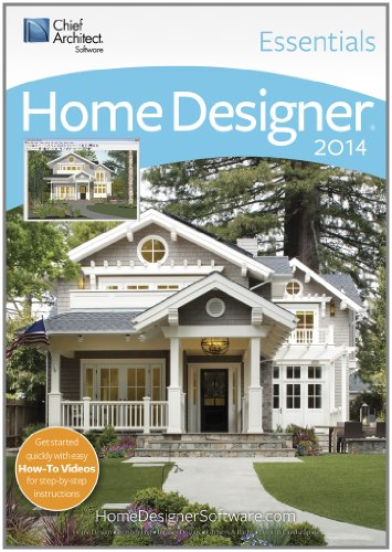 Home Designer Essentials 2014 [Download] by Chief Architect