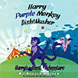Harry Purple Monkey Dishwasher, Angela Walker and Rachel George, 0986941328