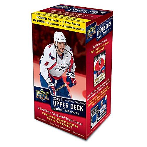2015-2016 Upper Deck NHL Series 2 Blaster