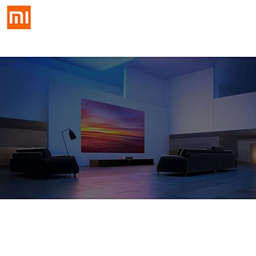 Amazon.com: Xiaomi Mijia Laser projection TV,Video Projector ...