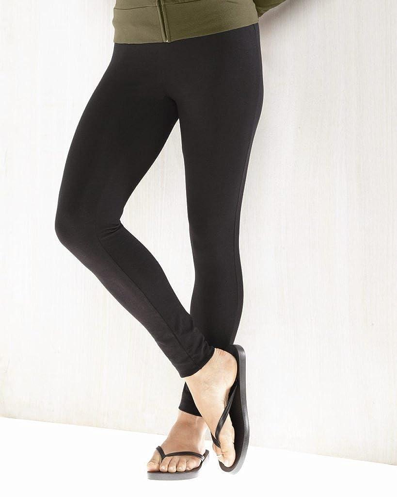 b596670d10b58 Bella 812 - Ladies' 5.3 oz. Cotton/Spandex Jersey Legging at Amazon Women's  Clothing store: