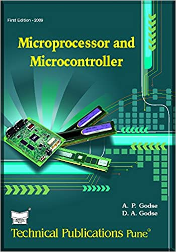 Microprocessor And Microcontroller Pdf Textbook