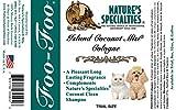 Nature's Specialties Foo Foo Island Coconut Cologne