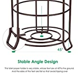 TomCare Toilet Paper Holder Toilet Paper Stand and