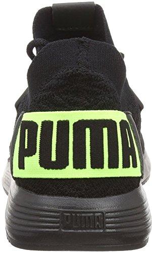Uprise Shift Ginnastica – Black Unisex Color Puma puma Nero Adulto Scarpe limepunch Basse Da Eq4Ed