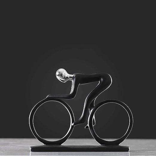KSW_KKW Forma Creativa Canción Sculpting Deporte de la Bicicleta ...