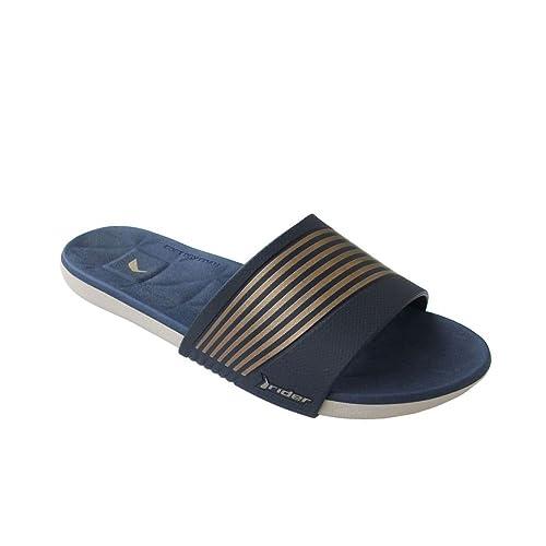 Raider Chanclas Rider Resort Fem, Zapatos de Playa y Piscina Unisex Adulto, (Azul