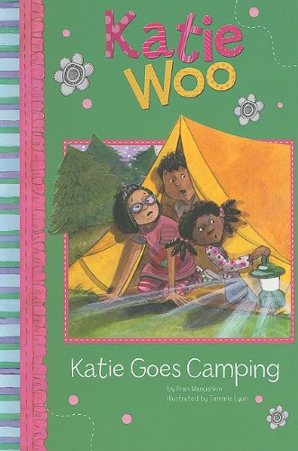 Katie Goes Camping (Katie Woo) by Picture Window Books
