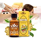 LANOV New Lymphatic Drainage Ginger Oil [ 100% Pure