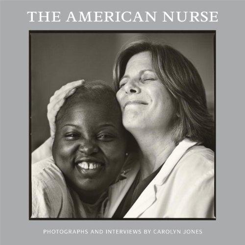 The American Nurse [Carolyn Jones] (Tapa Dura)