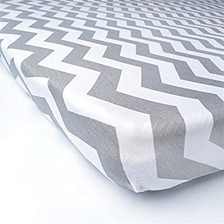 Crib Sheet | Daisy Way 100% Organic Jersey Cotton Unisex Fitted Crib Mattress Sheets Yiwu Lydoo Industry Co. Ltd.