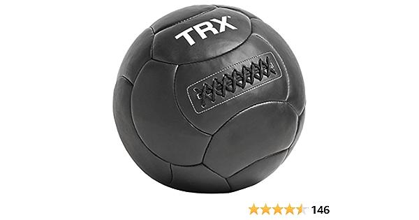 TRX Entrenamiento Balón Medicinal Hecho a Mano Costuras reforzadas