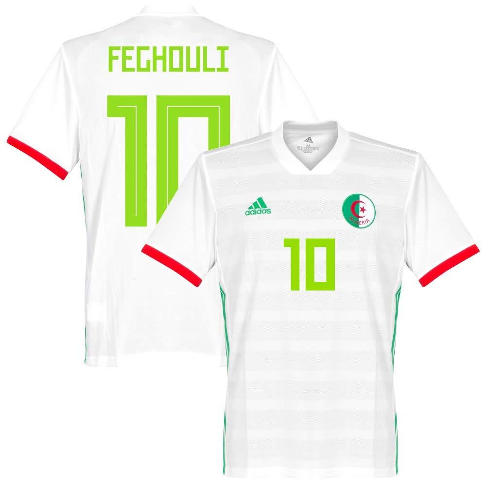 Algerien Home Trikot 2018 2019 + Feghouli 10