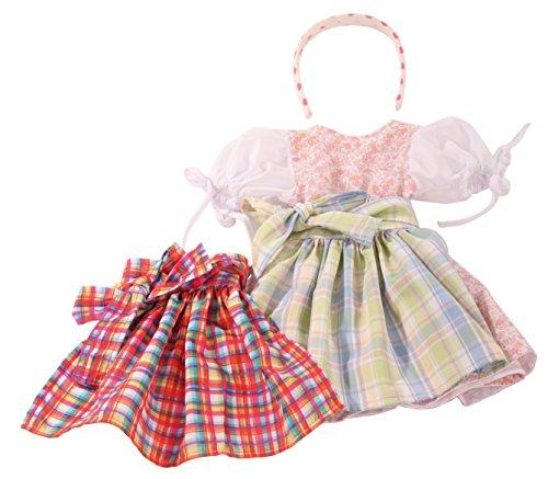 Gotz Traditional Oktoberfest Dirndl Dress for 18
