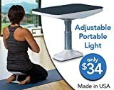 Meditation bench, Seiza Bench,It's Adjustable, Portable,Lightweight and Durable