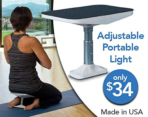Meditation bench, Seiza Bench,It's Adjustable, Portable,Lightweight and Durable - (Best Meditation Benchs)