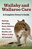 Wallaby and Wallaroo Care, Lolly Brown, 1941070035