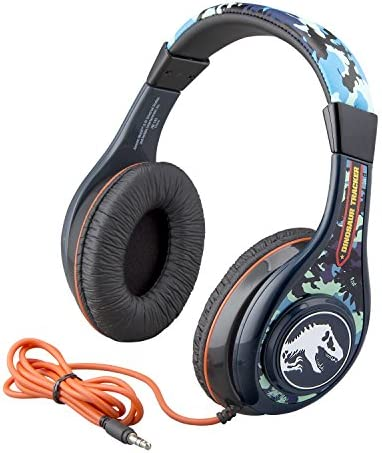 Jurassic Headphones Limiting Friendly Listening product image