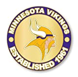 Minnesota Vikings Circle Pin - est.1961