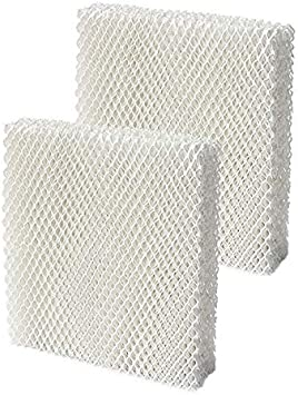 2 Pack Humidifier Wicking Filter T, Compatible with Honeywell Top Fill Humidifiers HEV615 & HEV620, Compares to HFT600