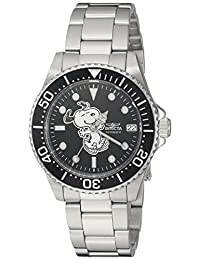 Invicta Women's Character Snoopy Automatic 200m Stainless Steel Watch 24790