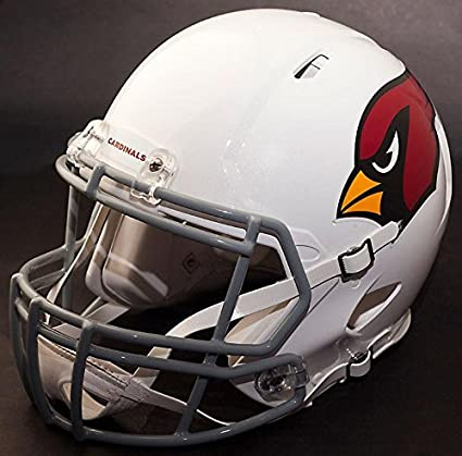 bd9576d1 Amazon.com : Riddell Speed Arizona Cardinals NFL Replica Football ...