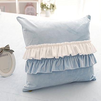 Amazon FADFAY Girls Bedroom Throw Pillows Decorative Bed Awesome Decorative Bed Pillows Blue