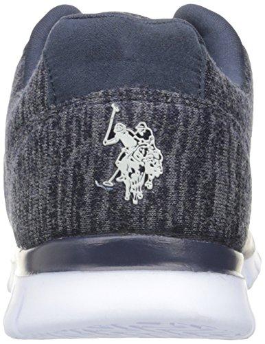 Noi Polo Assn. Donna Da Donna Isabel-hj Fashion Sneaker Blu Scuro