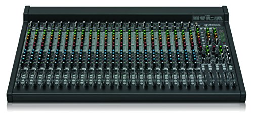 Mackie VLZ4 Series 2404VLZ4 24-Channel 4-Bus FX Mixer with USB by Mackie