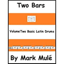 Two Bars Volume Two Basic Latin Drums