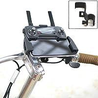 Drone Fans Mavic Air Pro Spark Bike Mount Holder Transmitter Bracket & Phone Clip for Remote Controller