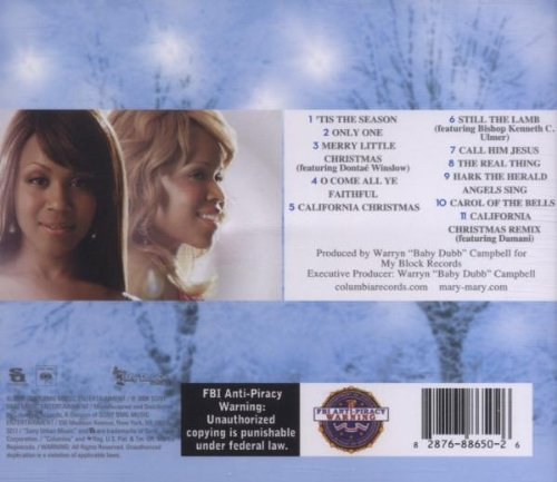 Mary Mary - A Mary Mary Christmas - Amazon.com Music