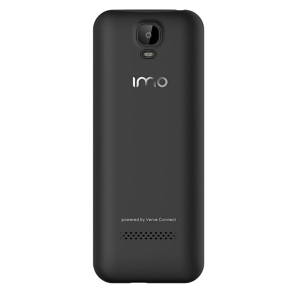 IMO DASH 3G UK SIM-Free Smartphone - Black