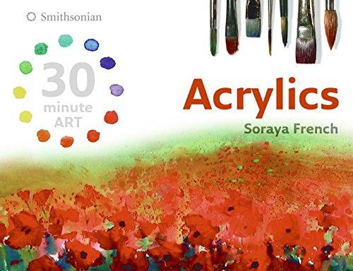 Acrylics (30 minute ART)