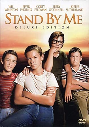 Amazon.com: Stand By Me (Deluxe Edition): Wil Wheaton, River Phoenix, Corey  Feldman, Jerry O'Connell, Kiefer Sutherland, Casey Siemaszko, Gary Riley,  Bradley Gregg, Jason Oliver, Rob Reiner, Bruce A. Evans, Andrew Scheinman,  Raynold