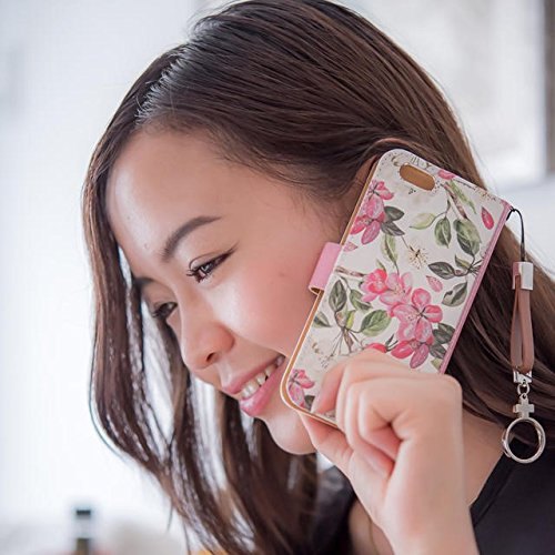 iPhone JAPAN Wallet Cherry Blossoms product image