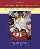 img - for Elementary Classroom Management: Lessons from Research and Practice book / textbook / text book
