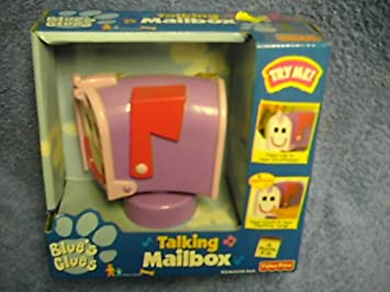 mailbox blues clues toy. Unique Toy Blues Clues Talking Mailbox For Toy M