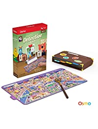 Osmo - Detective Agency: A Search & Find Mystery Game - Ages 5-12 - Explore The World - For iPad and Fire Tablet