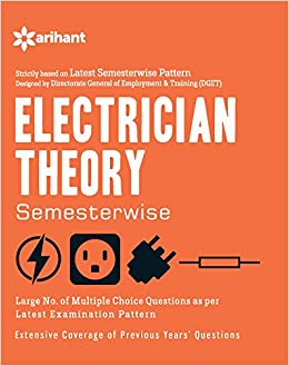iti electrician theory question paper