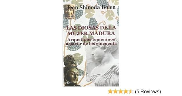 Las diosas de la mujer madura arquetipos femeninos a partir de los las diosas de la mujer madura arquetipos femeninos a partir de los cincuenta jean shinoda bolen silvia alemany 9788472455320 amazon books fandeluxe Images