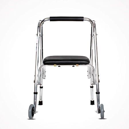 Walker Conducir el Andador de Dos Ruedas médico, fácil de ...