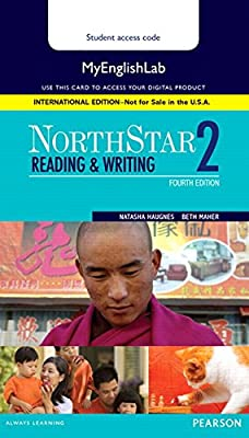 NorthStar Reading and Writing 2 MyEnglishLab, International Edition (4th Edition) - Standalone book