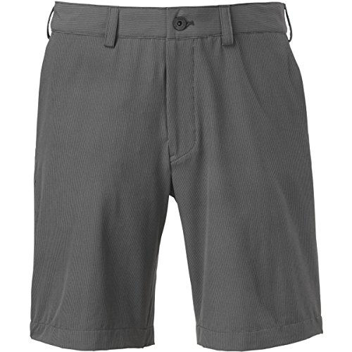 Men's The North Face Rockaway Shorts Asphalt Grey/Zinc Grey Size 34 Regular