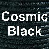 "Shock Cord - BLACK 1/4"" x 50 ft. Spool. Marine"