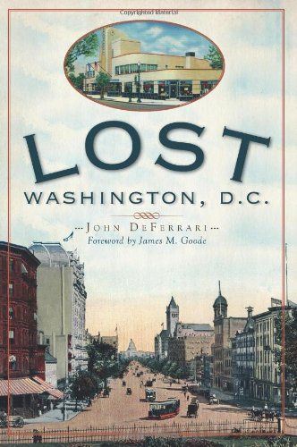 Lost Washington, D.C. pdf epub
