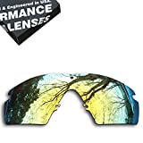 ToughAsNails Polarized Lens Replacement for Oakley Si Ballistic M Frame 2.0 Sunglass - More Options