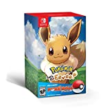 CONSOLE_VIDEO_GAMES  Amazon, модель Pokemon Let's Go Eevee + Poke Ball Plus, артикул B07DJRPZQ9