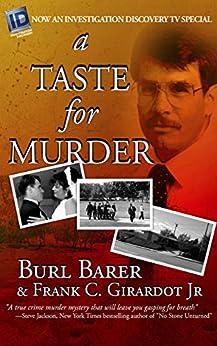 A Taste For Murder by [Barer, Burl, Girardot, Frank C.]