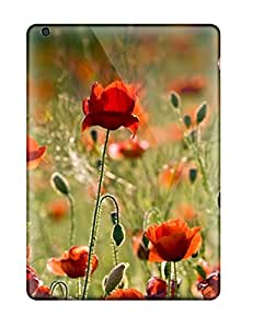 Excellent Design Poppy Phone Case For Ipad Air Premium Tpu Case by lolosakes
